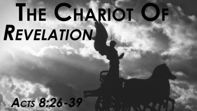 The Chariot of Revelation