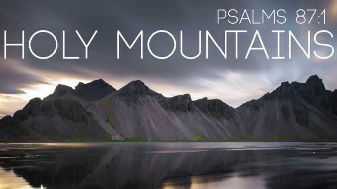 Holy Mountains